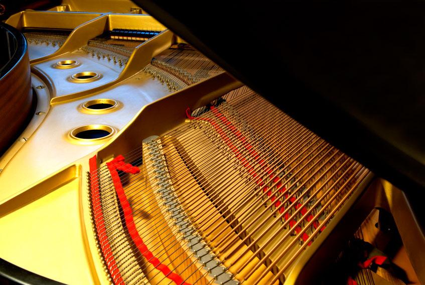Restauración de pianos en Alciante