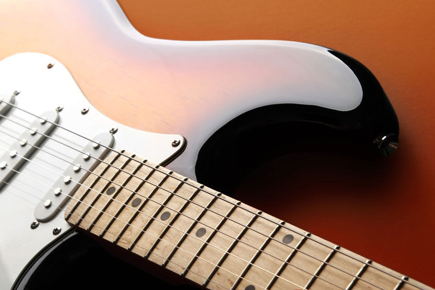Reparación de guitarras